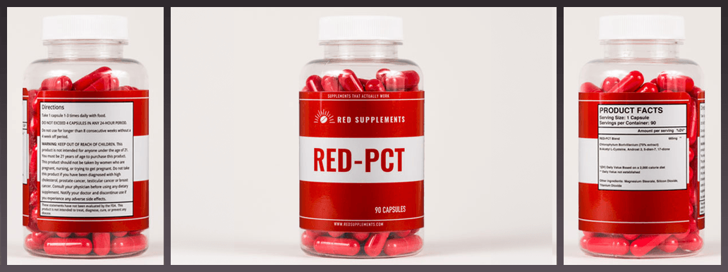 red pct