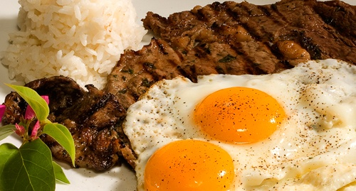 steak and eggs diet