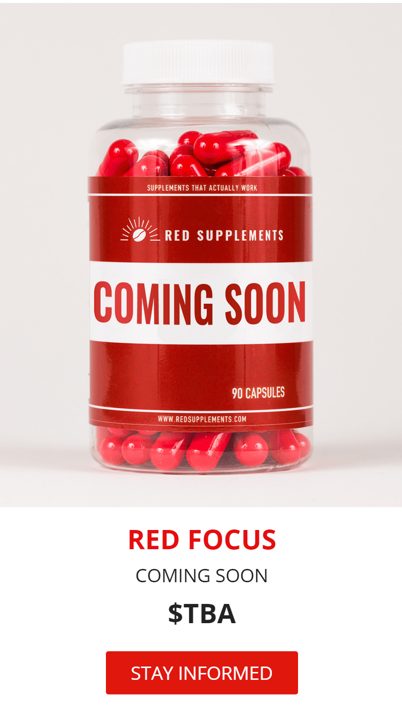 red focus by red supplements review